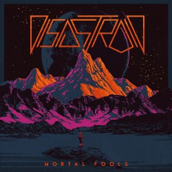 Disastroid - Mortal Fools - CD DIGIPAK