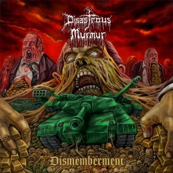 Disastrous Murmur - Dismemberment - CD
