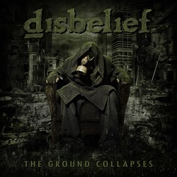 Disbelief - The Ground Collapses - CD SLIPCASE