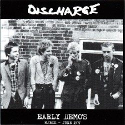Discharge - Early Demo's March - June 1977 - CD