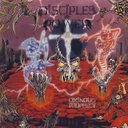 Disciples Of Power - Ominous Prophecy - LP