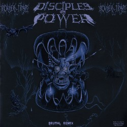 Disciples Of Power - Powertrap - LP