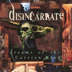 Disincarnate - Dreams Of The Carrion Kind - DOUBLE LP GATEFOLD COLOURED