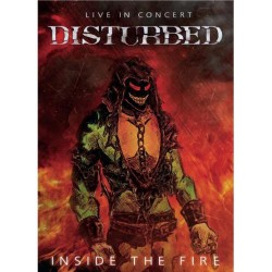 Disturbed - Inside The Fire - DVD