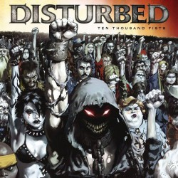 Disturbed - Ten Thousand Fists - CD