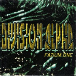 Division Alpha - Fazium One - CD SLIPCASE