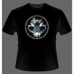 Djerv - Cover Black - T-shirt (Men)