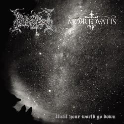 Dodsferd / Mortovatis - Until Your World Go Down - CD