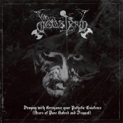 Dodsferd - Denning with arrogance your pathetic existence - CD