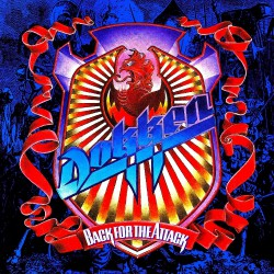 Dokken - Back For The Attack - CD