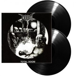 Doom - Total Doom - DOUBLE LP Gatefold