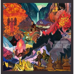 Dorian Sorriaux - Hungry Ghost - CD EP