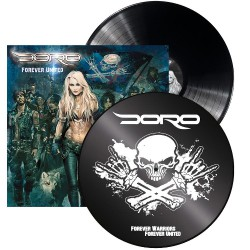 Doro - Forever United - DOUBLE LP Gatefold