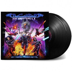 DragonForce - Extreme Power Metal - DOUBLE LP Gatefold