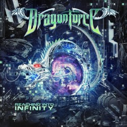 DragonForce - Reaching Into Infinity - CD