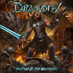 Dragony - Masters Of The Multiverse - CD