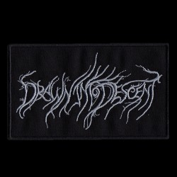 Drawn Into Descent - Logo - EMBROIDERED PATCH