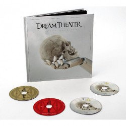 Dream Theater - Distance Over Time - 2CD / DVD / BLU-RAY EARBOOK