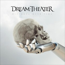 Dream Theater - Distance Over Time - CD + BLU-RAY Digipak