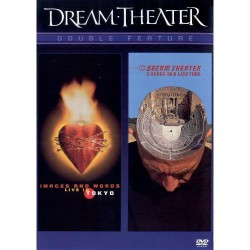 Dream Theater - Images And Words Live In Tokyo / 5 Years In A Livetime - DOUBLE DVD