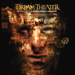 Dream Theater - Metropolis Pt. 2: Scenes from a Memory - CD
