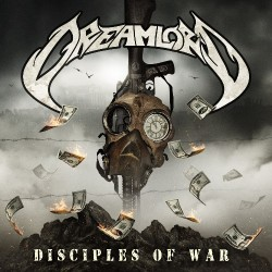 Dreamlord - Disciples Of War - CD