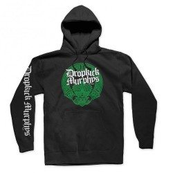 Dropkick Murphys - Claddagh - Hooded Sweat Shirt (Men)