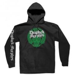 Dropkick Murphys - Claddagh - Hooded Sweat Shirt (Men)
