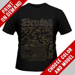 Drudkh - Cursed Sons - Print on demand