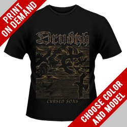Drudkh - Cursed Sons - Print on demand