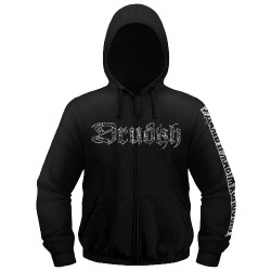 Drudkh - Dogs - Hooded Sweat Shirt Zip (Men)