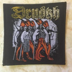Drudkh - Eastern Frontier In Flames - Patch