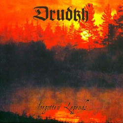 Drudkh - Forgotten Legends - CD