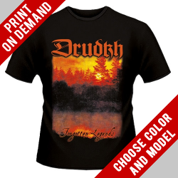 Drudkh - Forgotten Legends - Print on demand