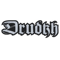 Drudkh - Logo - BACKPATCH