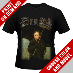 Drudkh - Only The Wind Remembers My Name - Print on demand
