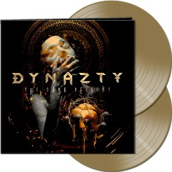 Dynazty - The Dark Delight - DOUBLE LP GATEFOLD COLOURED