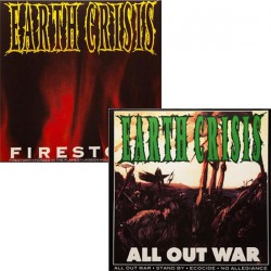 Earth Crisis - All Out War / Firestorm - LP COLOURED
