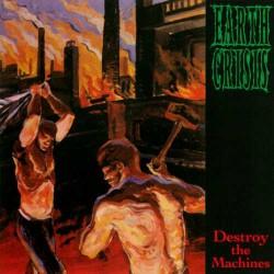 Earth Crisis - Destroy the Machines - LP