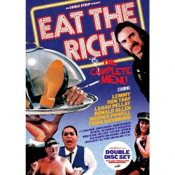 Eat The Rich - The Comic Strip Presents Eat The Rich - DVD