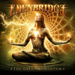 Edenbridge - The Great Momentum - DOUBLE LP GATEFOLD COLOURED