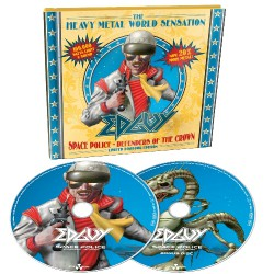 Edguy - Space Police - Defenders of the Crown - 2CD DIGIBOOK