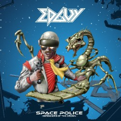 Edguy - Space Police - Defenders of the Crown - DOUBLE LP Gatefold