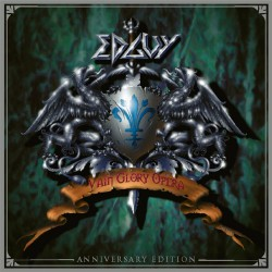 Edguy - Vain Glory Opera - Anniversary Edition - CD DIGIPAK