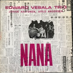 Edward Vesala Trio - Nana - CD