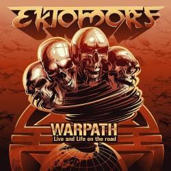 Ektomorf - Warpath - Live And Life On The Road - CD + DVD