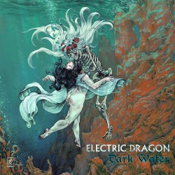 Electric Dragon - Dark Water - CD DIGISLEEVE