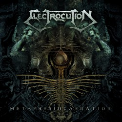 Electrocution - Metaphysincarnation - CD DIGIPAK