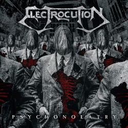 Electrocution - Psychonolatry - LP Gatefold