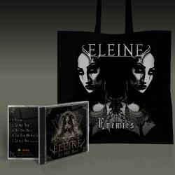 Eleine - All Shall Burn - CD EP + TOTE BAG